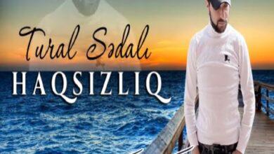Tural Sedali Haqsizliq 390x220 - دانلود آهنگ ترکی حاقسیزلیغ از تورال صدالی