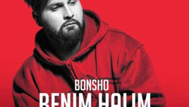 Bonsho Benim Halim 390x220 - دانلود آهنگ جدید بونشو بنام بنیم حالیم