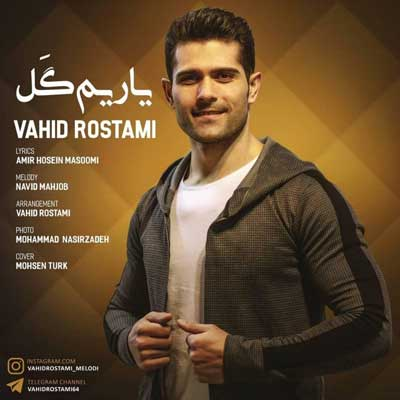 Music Torki Vahid Rostami Yarim Gal - دانلود آهنگ ترکی وحید رستمی یاریم گل