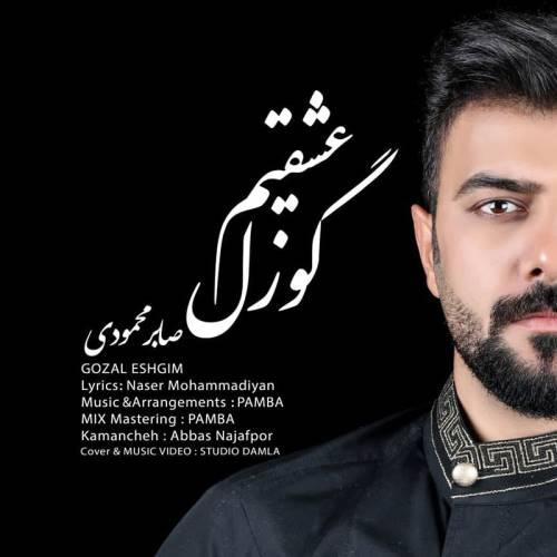 Saber Mahmoudi Gozal Eshghim - دانلود آهنگ جدید صابر محمودی به نام گوزل عشقیم