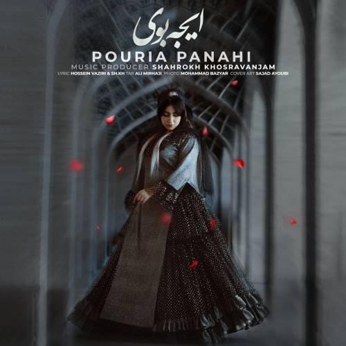 Pouria Panahi Ice Boy - دانلود آهنگ جدید و قشقایی پوریا پناهی به نام ایجه بوی