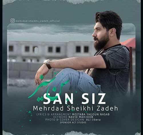 Mehrdad Shekhizadeh sansiz 500 500x470 - دانلود آهنگ ترکی مهرداد شیخی زاده به نام سن سیز