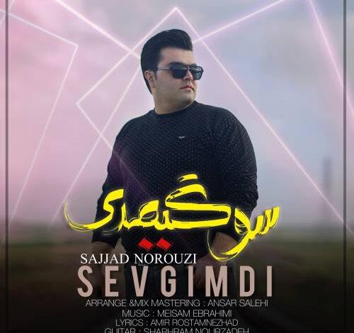 Sajjad Nourozi Sevgimdi 500x470 - دانلود آهنگ جدید سجاد نوروزی به نام سوگیمدی